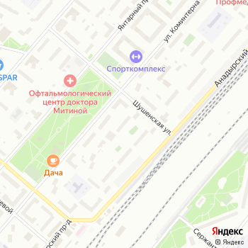 Охранно-пожарные технологии на Яндекс.Картах