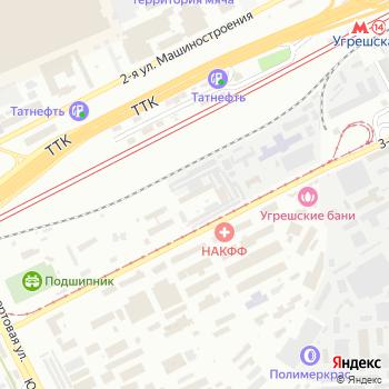 Мой Звук на Яндекс.Картах