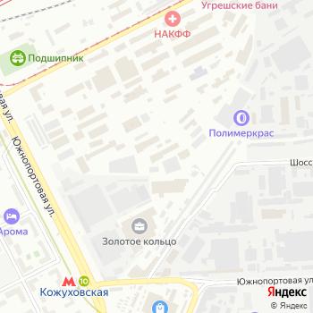 Накор-К на Яндекс.Картах
