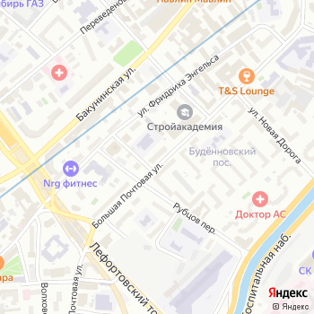 Revitas на Яндекс.Картах