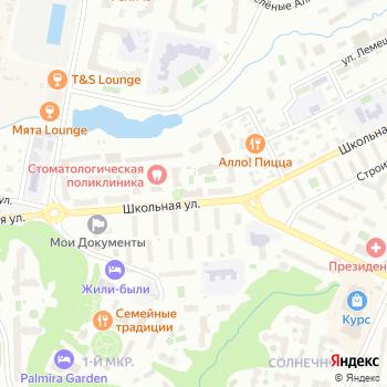 АКБ Абсолют Банк на Яндекс.Картах