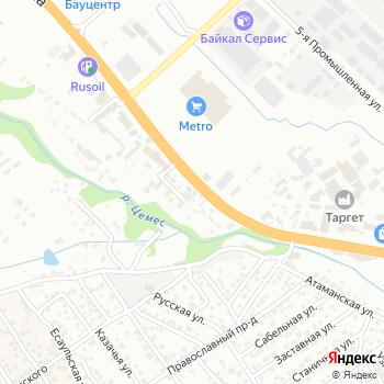 Все для кровли и фасада на Яндекс.Картах