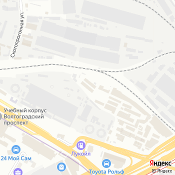 Бизон на Яндекс.Картах