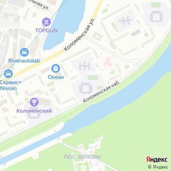 Средняя общеобразовательная школа №514 с этнокультурным (русским) компонентом на Яндекс.Картах