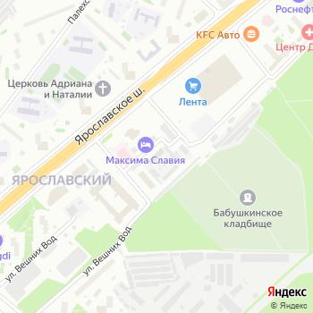 СУНЕМ-1 на Яндекс.Картах