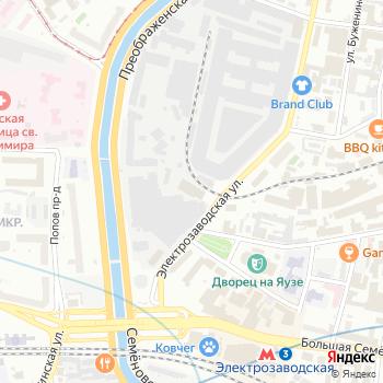 Фрог-Трэвел на Яндекс.Картах