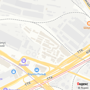 Фрахт Мастер на Яндекс.Картах