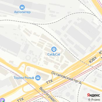 Ангар №7 на Яндекс.Картах