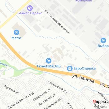 ТехноНИКОЛЬ на Яндекс.Картах