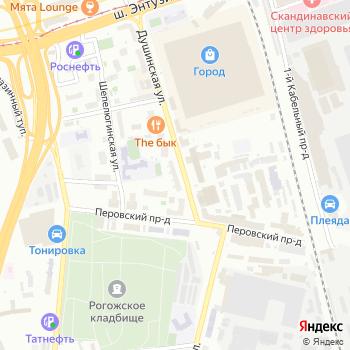 Московский насосный завод-1 на Яндекс.Картах