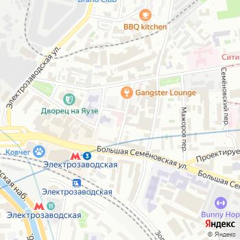 ТЕХНОСЕРВИС-ЭЛЕКТРО на Яндекс.Картах