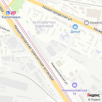 Flagman на Яндекс.Картах