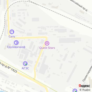 Вэдлайн на Яндекс.Картах