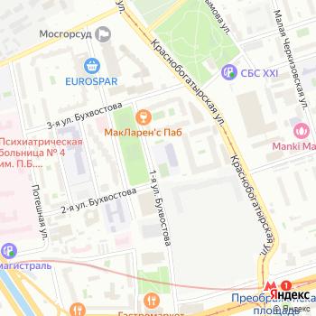 Радиофизические тестовые технологии на Яндекс.Картах
