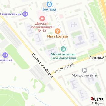 Средняя общеобразовательная школа №575 на Яндекс.Картах