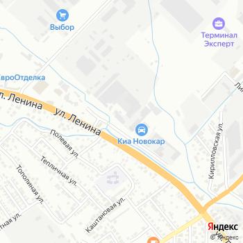 Галактика на Яндекс.Картах
