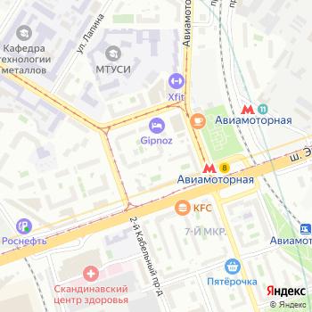Управление регулирования землепользования в Юго-Восточном административном округе на Яндекс.Картах
