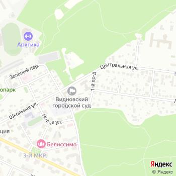 Управление МВД России по Ленинскому муниципальному району на Яндекс.Картах