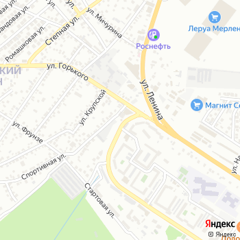Фитчи на Яндекс.Картах