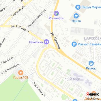 Здоровая семья на Яндекс.Картах