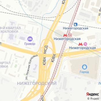 Делаж на Яндекс.Картах