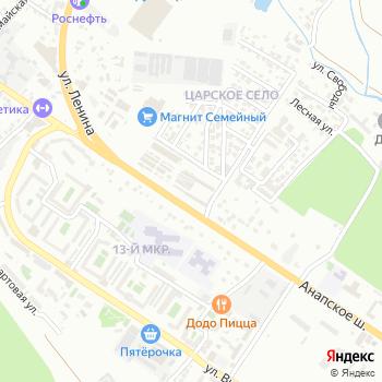 Меланж на Яндекс.Картах