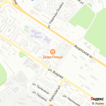 Управление Пенсионного фонда РФ в г. Новороссийске на Яндекс.Картах