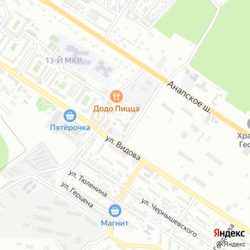 Формула-Ан на Яндекс.Картах