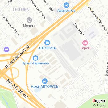 Магазин дверей и окон на Яндекс.Картах