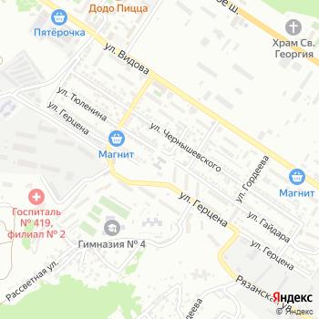 Личность на Яндекс.Картах