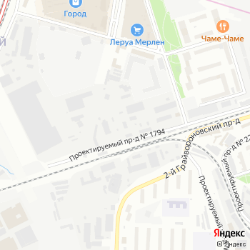 Амт-Сервис на Яндекс.Картах