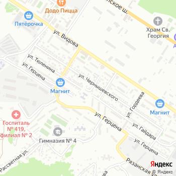 Багира на Яндекс.Картах