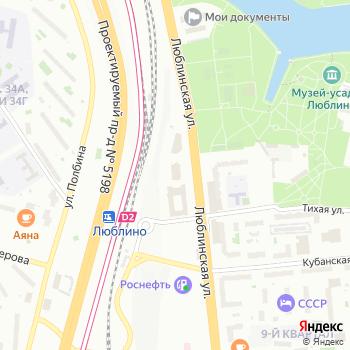 ДизельАвто на Яндекс.Картах