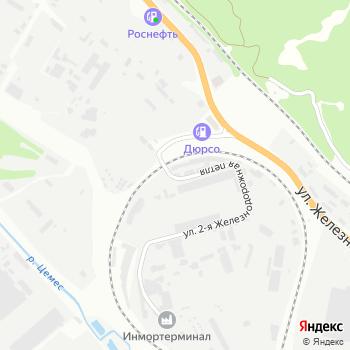 Новоросметалл на Яндекс.Картах