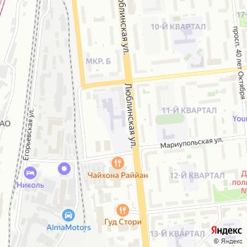ИЗОКЪ на Яндекс.Картах