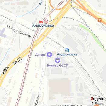 Евросмаз на Яндекс.Картах