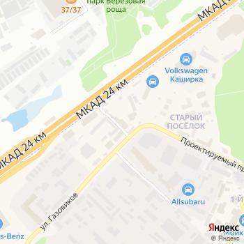 Лидер Трак на Яндекс.Картах