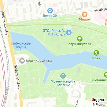 Поисково-спасательная станция на Яндекс.Картах