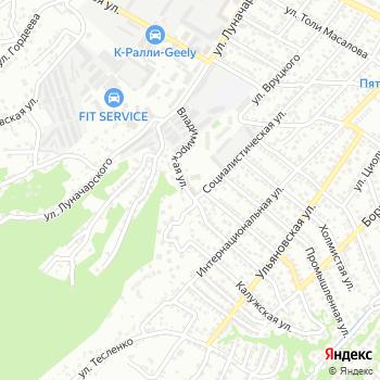 Троицкая вода на Яндекс.Картах