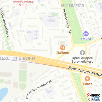 Консалт тест сервис на Яндекс.Картах