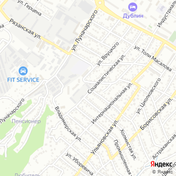 Эдельвейс на Яндекс.Картах