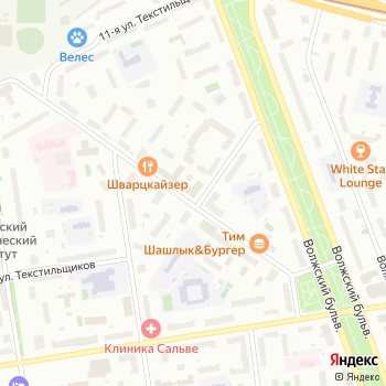 Волоть на Яндекс.Картах