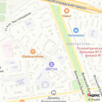 MV-studio на Яндекс.Картах