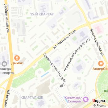 Асфальтстрой на Яндекс.Картах