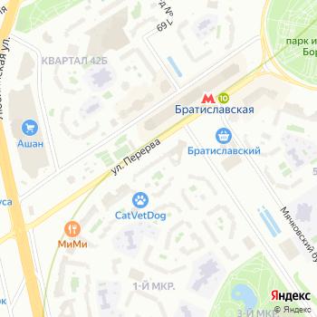 Почта с индексом 109341 на Яндекс.Картах