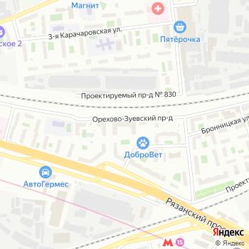 Мета на Яндекс.Картах