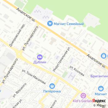 Приморский районный суд г. Новороссийска на Яндекс.Картах