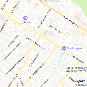 Высотник на Яндекс.Картах