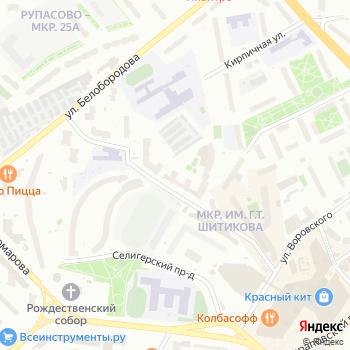 Планета детства на Яндекс.Картах