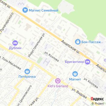 ОВД Приморского округа г. Новороссийска на Яндекс.Картах